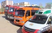 Дундговь аймгийн Онцгой байдлын газарт эмнэлгийн тоноглолтой автомашин олгов