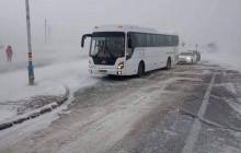 Говь-Алтай, Баянхонгор, Өвөрхангай аймгаас Улаанбаатар руу явах зорчигч тээврийн хөдөлгөөнийг түр зогсоолоо