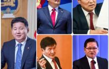 МАН-аас Ерөнхийлөгчийн сонгуульд нэр дэвших боломжтой таван хүнийг нэрлэжээ