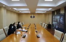 Ноос, ноолуурын экспортыг нэмэгдүүлэх асуудлаар санал солилцох цахим уулзалт боллоо