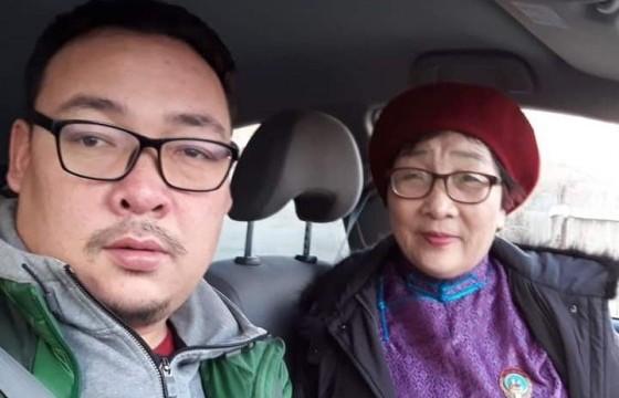 Р.Баттөр: Ээж минь таныхаа хайр энэрэл, халамжлалын буянд хүү нь сайн сайхан амьдарч яваа