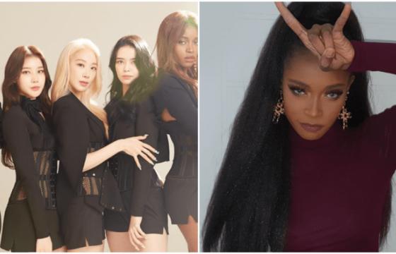 К-поп ертөнцийн анхны өнгөт арьст од