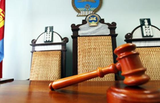 Ерөнхийлөгчийн хэт их эрх мэдлийг хэвээр үлдээсэн Шүүхийн тухай хууль
