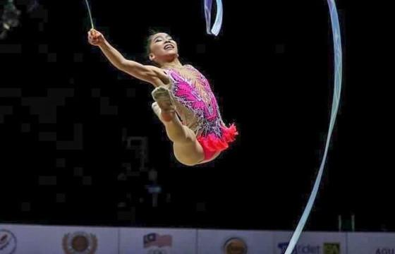 Уран гимнастикийн ОУХМ Х.Ундрам: Би сэтгэл зүйгээрээ ялагч байхыг хичээдэг