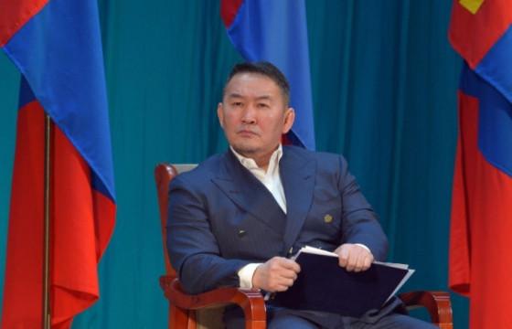 """""""Эрдэнийн судар""""-ыг дээдлэн залах тухай Монгол Улсын Ерөнхийлөгч  зарлиг гаргалаа"""