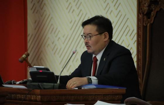 Г.ЗАНДАНШАТАР: Монгол Улсад хуулийн засаглал, шударга ёс тогтох нөхцөл бүрдлээ
