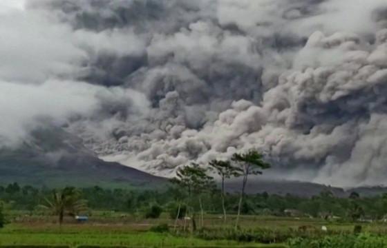 Индонезид галт уул дэлбэрчээ