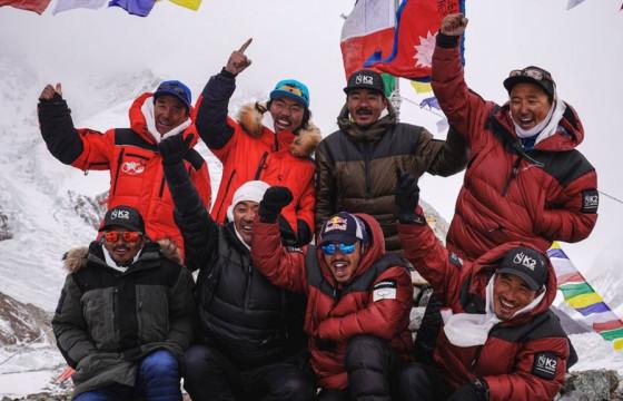 Балба Улсын ууланд авирагчид түүхэн амжилт тогтоожээ