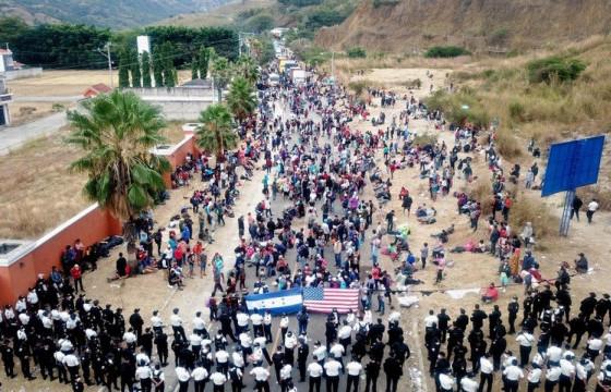 Мексикийн Ерөнхийлөгч АНУ-ыг цагаачдын хуулиа шинэчлэхийг уриаллаа