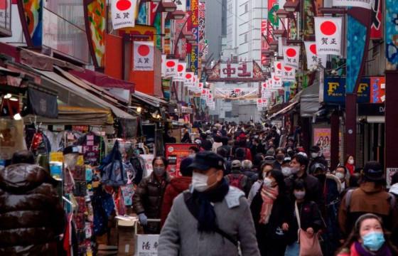 Цар тахлын үед Японы эдийн засаг 4.8 хувиар буурчээ