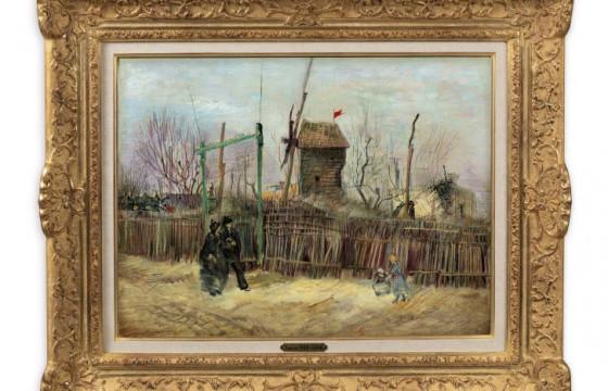 Зураач Винсент Ван Гогын олонд дэлгээгүй зураг ил боллоо