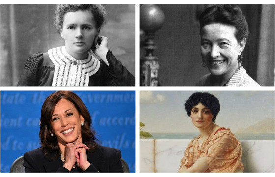 Дэлхийг өөрчилсөн 11 эмэгтэй