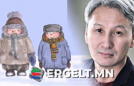 Эрдэни Жалцанова: