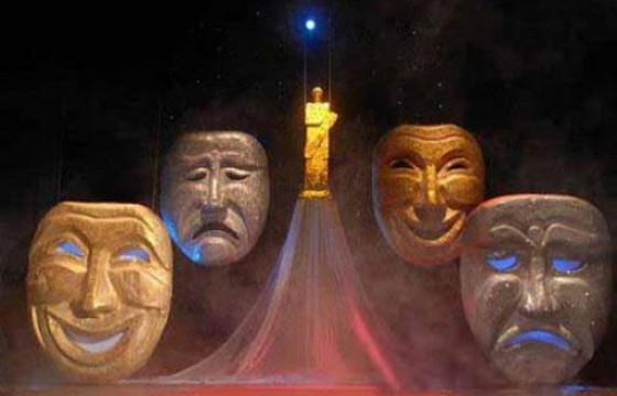 Монгол Улс 1990 оноос театрын баяр тэмдэглэдэг болсон