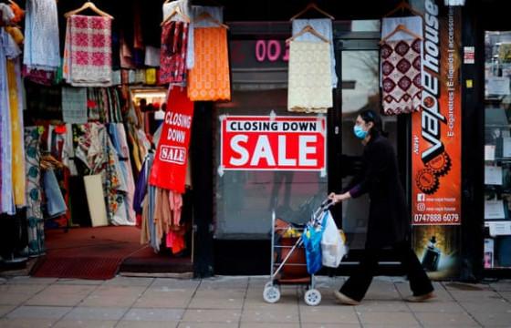 Их Британид жилийн дотор 190 мянга гаруй жижиг дунд бизнес хаалгаа барьжээ