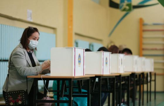 Улсын хэмжээнд сонгогчдын ирц 11:00 цагийн байдлаар 13.4 хувьтай байна