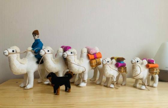 ЭХ ОРОНДОО ҮЙЛДВЭРЛЭВ: Хонины ноосыг эцсийн бүтээгдэхүүн болгож буй бүсгүй С.АЛТАНТУЛГА