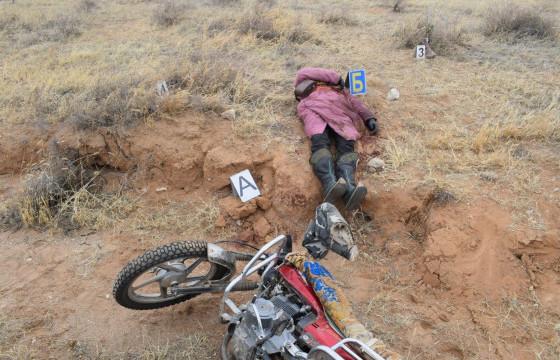 Өнгөрсөн онд хятад мотоцикл Монголоос 50 тэрбум төгрөг, 116 хүний амь авчээ