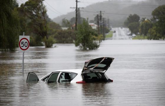 ЦАГ АГААР: Үер, усны аюулаас сэрэмжтэй байхыг анхааруулж байна