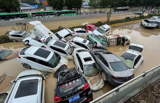 БНХАУ-д үер, усны ослоор 33 хүн амиа алдаад байна