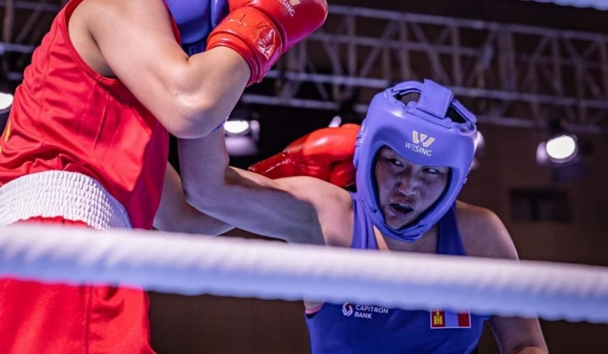 М.Мягмаржаргал олимпын эрх авсан хамгийн анхны эмэгтэй боксчин боллоо
