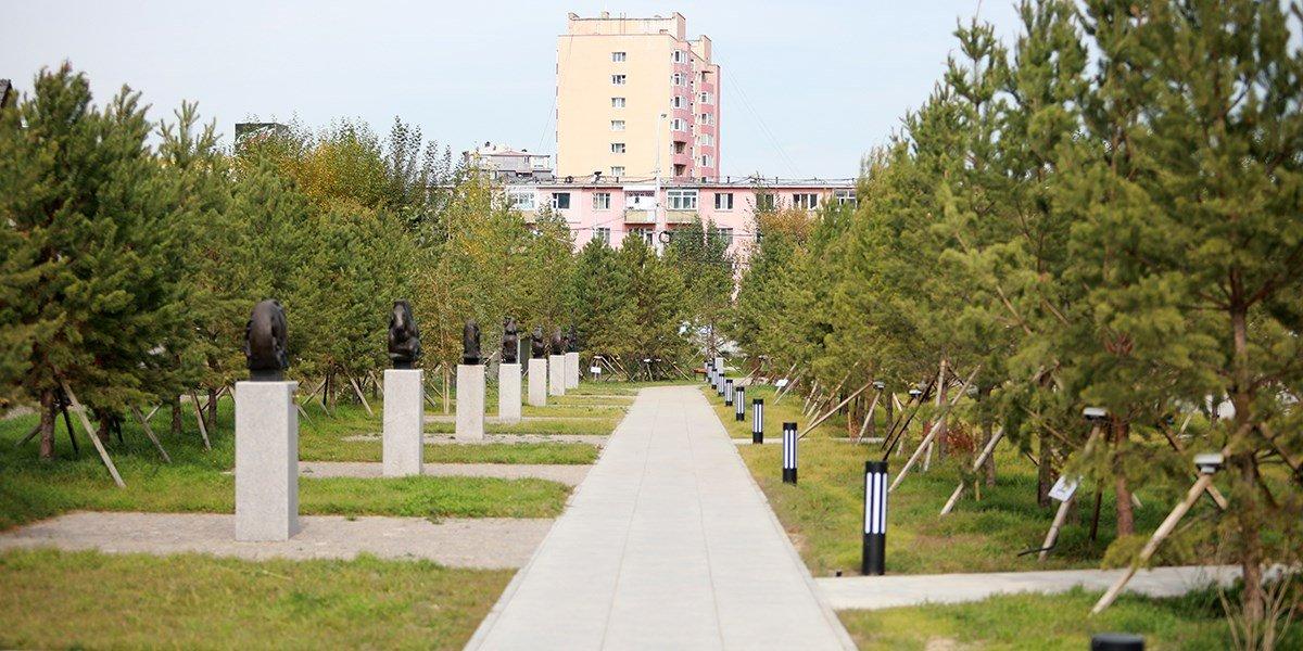Улаанбаатар хотыг зүлэгжүүлэх аян зохион байгуулна