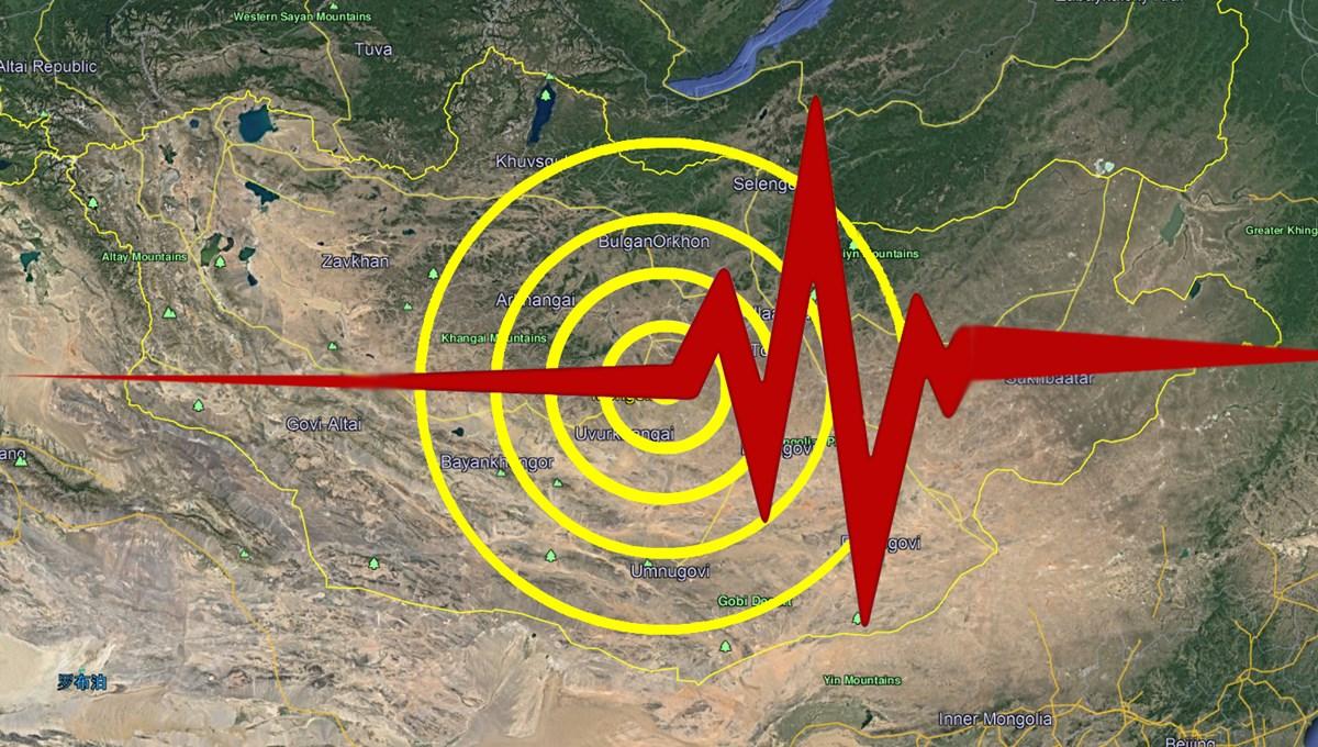 Хөвсгөл аймгийн Ханх, Рэнчинлхүмбэ суманд гурван удаа газар хөдөлжээ