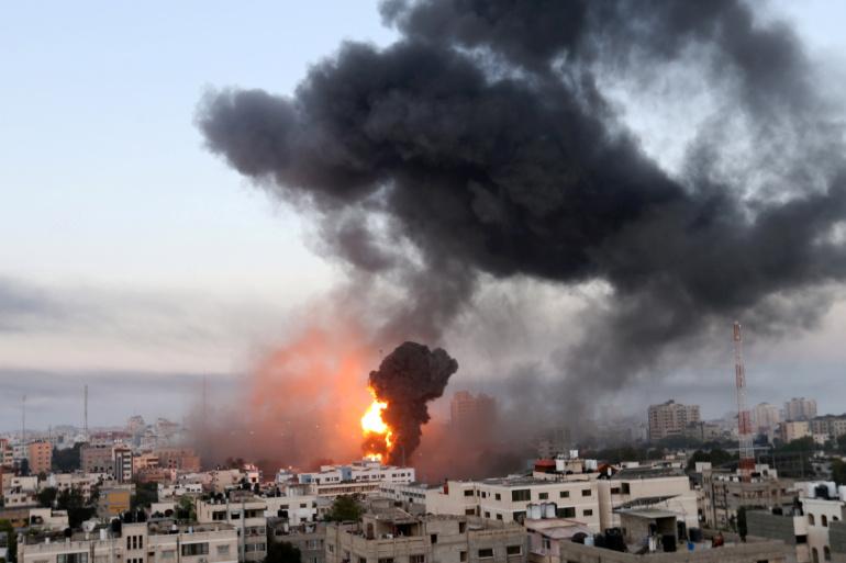 Жо Байден Израиль, Палестинчуудыг галаа зогсоохыг уриалав