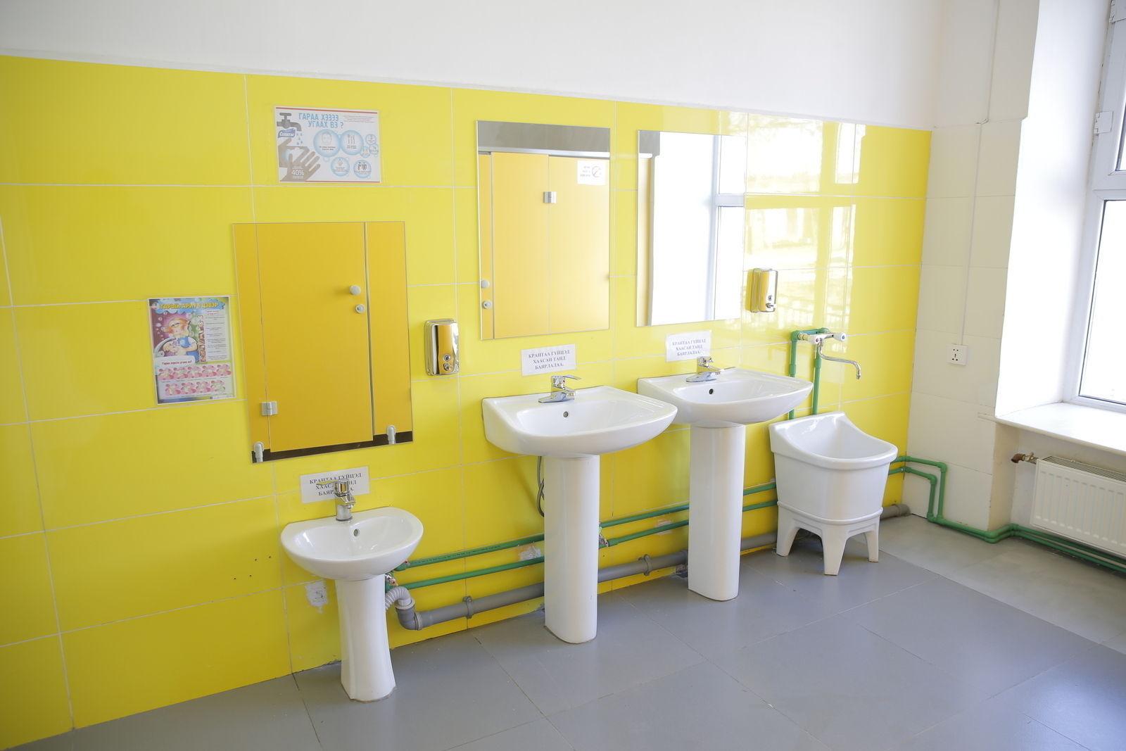 54 сургууль, цэцэрлэг, дотуур байрны ариун цэврийн байгууламжийг шинэчлэнэ