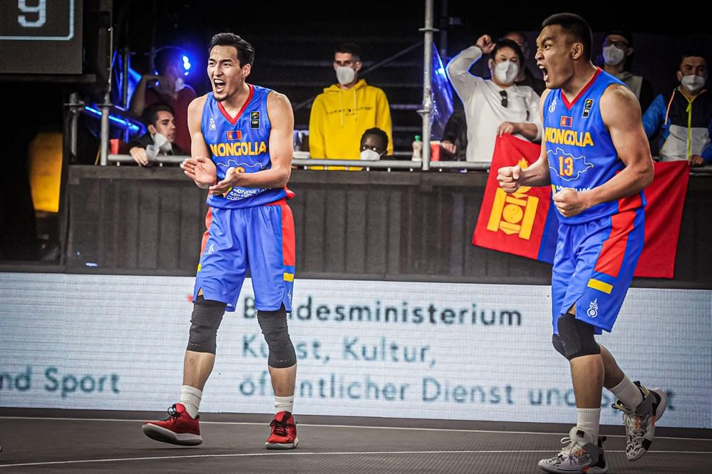 Монголын 3х3 шигшээ баг олимпын сүүлийн эрхийн төлөө тоглоно